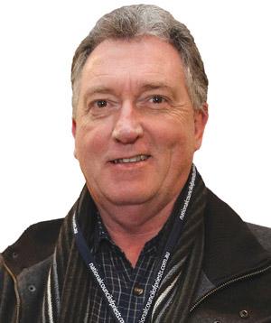 Rev Jim Clarke