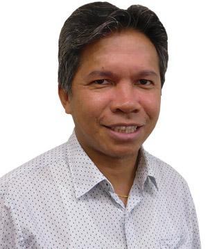 Rev Boni Buahendri SVD